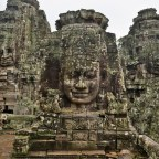 The Ancient Angkor Wat Temple in Cambodia..!!