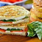 Delicious Cheese Sandwich loaded with extra Cheese..!!