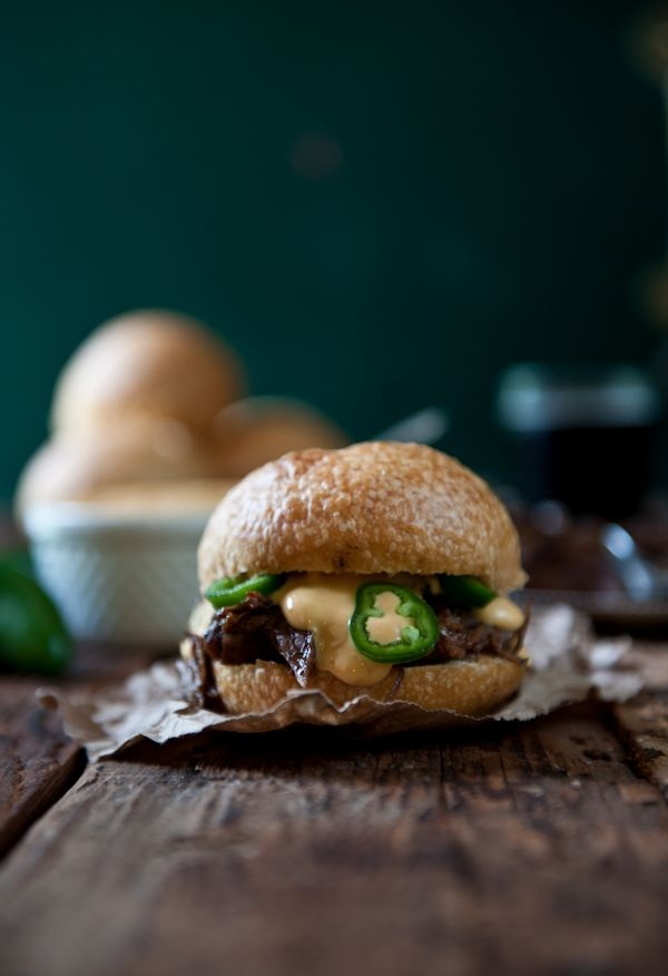 cheesy-licious burger 3
