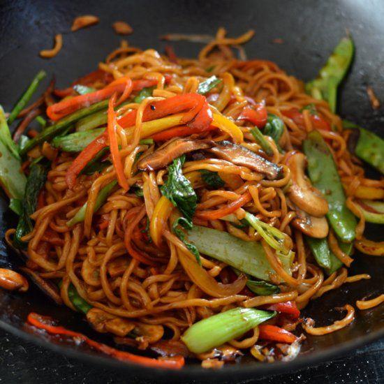 Chow Mein 2