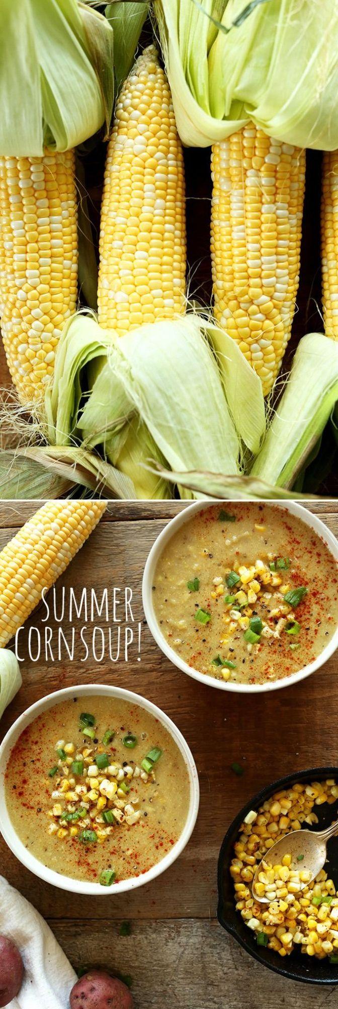 Corn Soup 2
