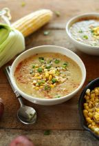 Warm, Healthy and Quick Sweet Corn Soup..!!