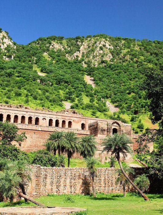 Haunted Bhangarh village in Rajasthan 1