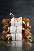 Easy to make, easy to eat jhatpat Sandwiches for Kids and office going people..!!