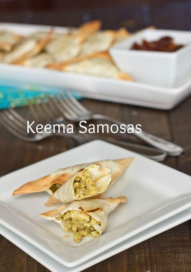 Keema Samosa