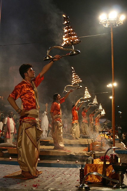 Magnificent Ganga Aarti