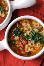 Transform the Regular Vegetable Soup into Pasta Soup..!!