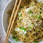 Yummy Noodles – A great bowl of Taste to try at Lunch today ..!!
