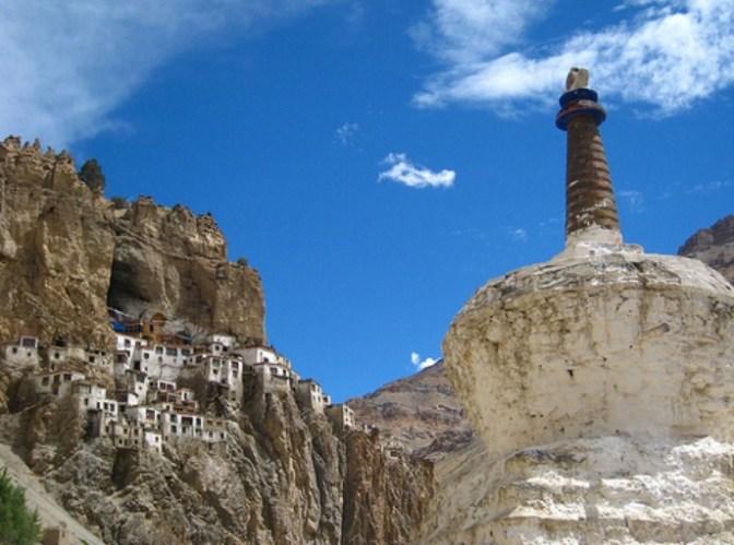 Phugtal Monastery 1
