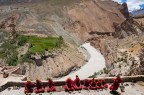 Phugtal Monastery is the Most Remote Place in Zanskar..