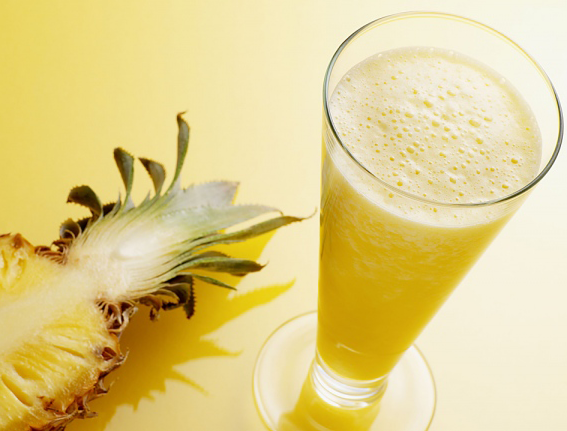 Pineapple Shake 1