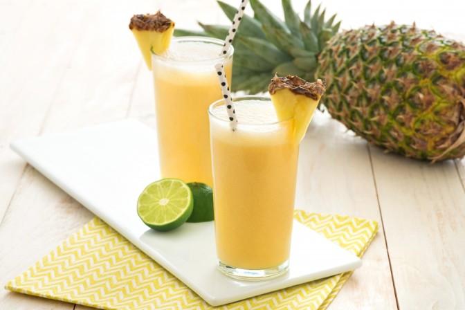 Pineapple Shake