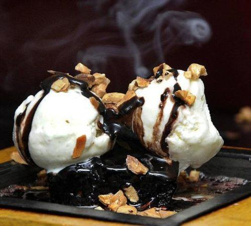 Sizzling Brownie 2