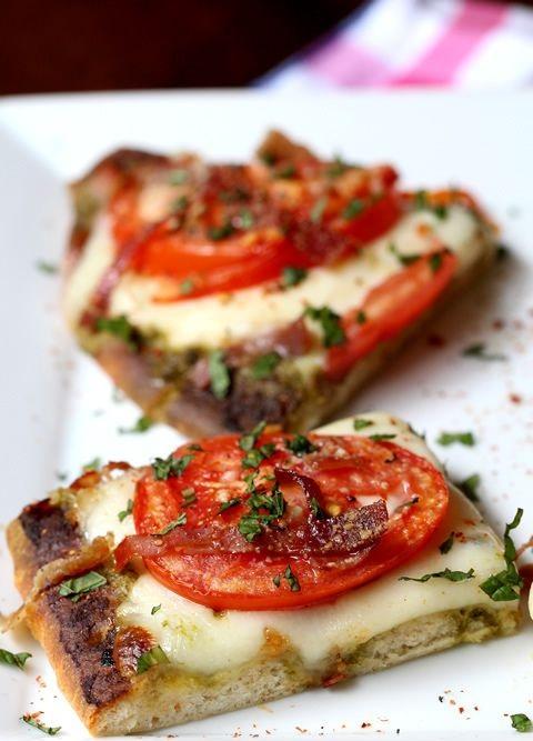 Tomato Pizza 2