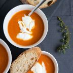 Creamy Tomato Soup will mesmerize your taste buds, this winter season..!!