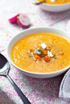 Red Salt Cuisine Offers 10% Discount On Your Favorite Soups..!!