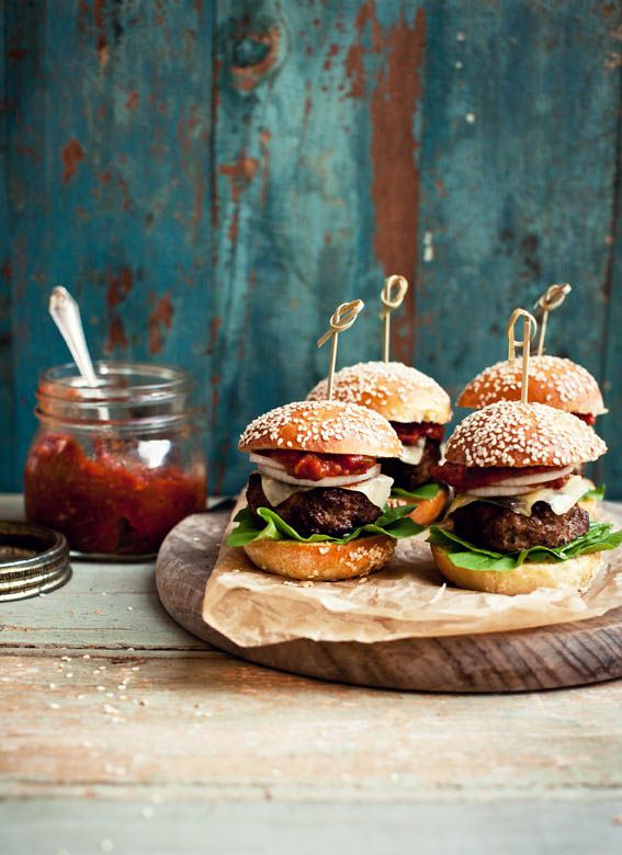 Aloo Patty Burger 2