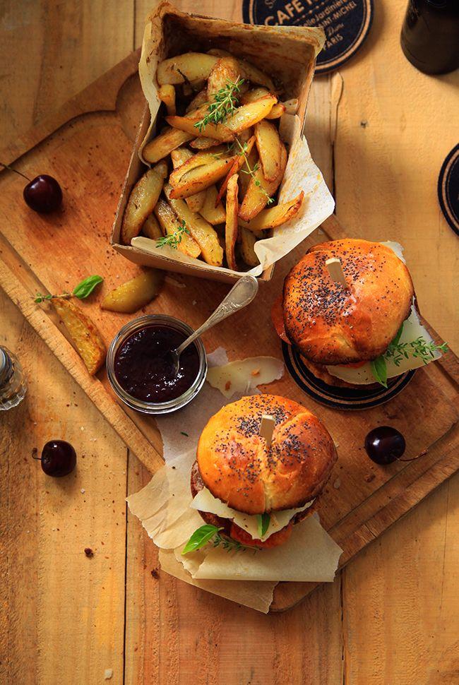 Aloo Patty Burger