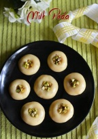 Tempting Doodh Peda for Diwali Party..!!