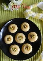 Tempting Doodh Peda for Diwali Party..!!