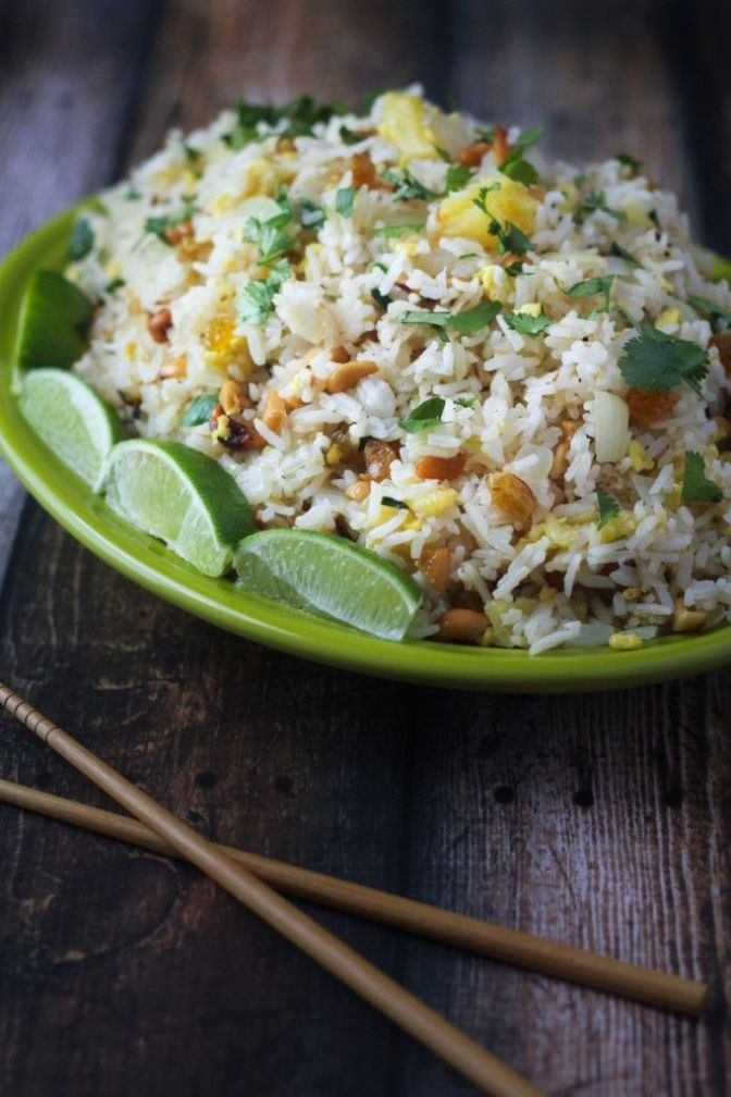 Garlic Fried Rice 1