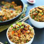 Spicy and Juicy Garlic Fried Rice with Authentic Philippines Flavor..!!