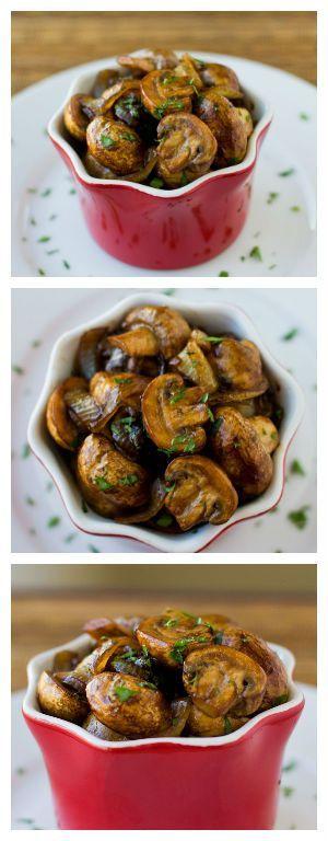 Hot Chili Mushroom 1