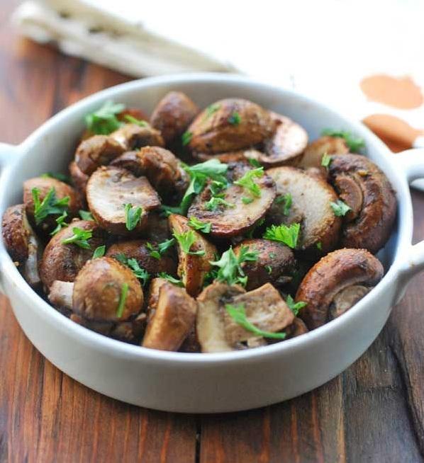 Hot Chili Mushroom 2