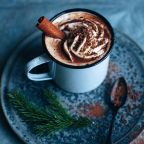 Sizzle up Your Winter Morning with Hot Chocolate Coffee..!!