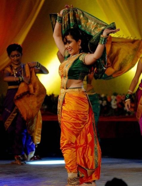 Lavani Dance 1