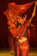Famous Lavani Dance Form of Maharashtra..!!