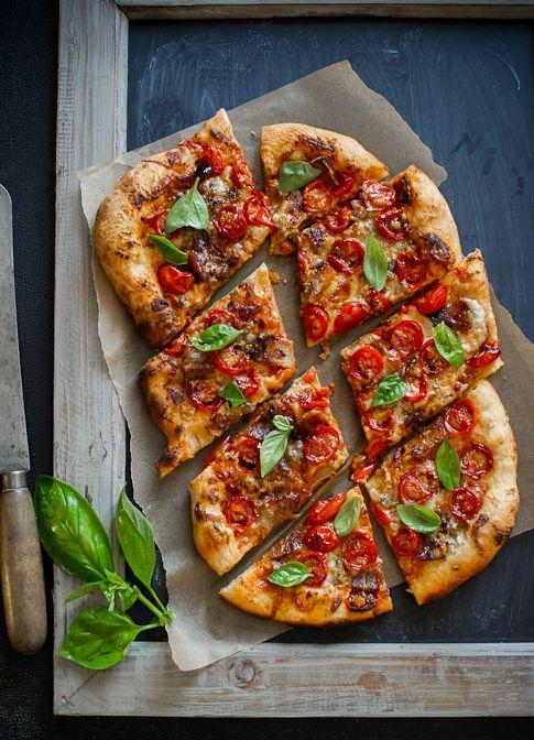 Margherita Pizza 1