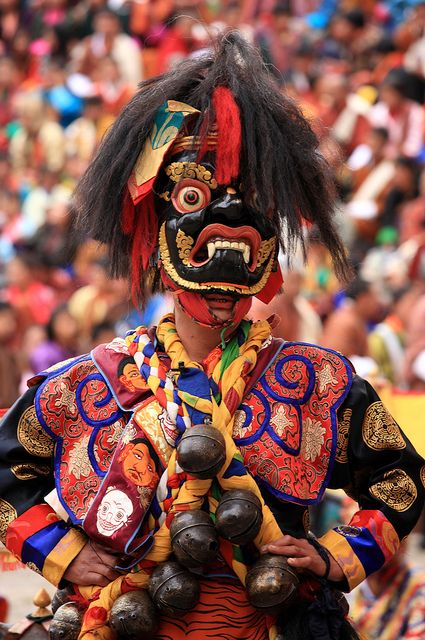 Paro Tsechu Festival 1