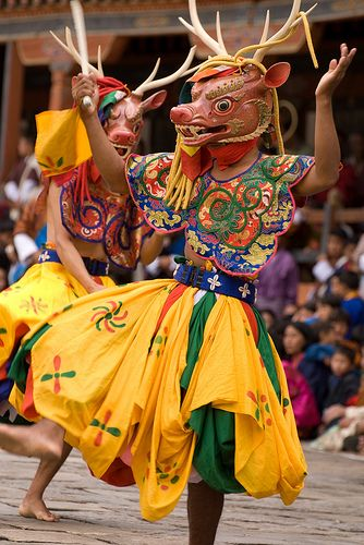 Paro Tsechu Festival 2