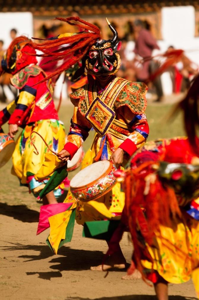 Paro Tsechu Festival 3