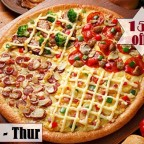 15% OFF on All Meal at Red Salt Restaurant on Monday To Thursday