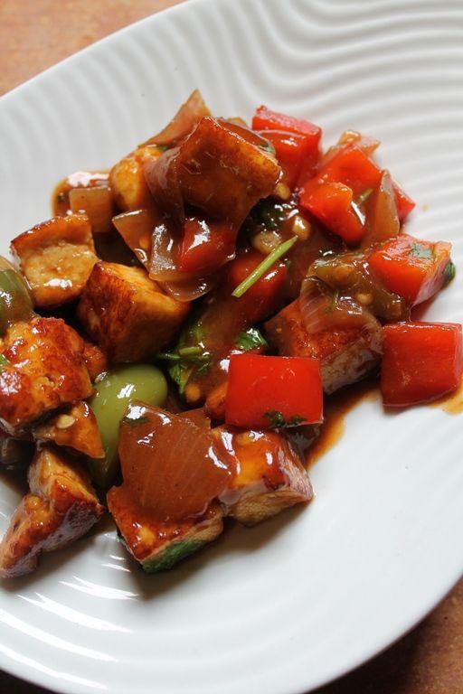 Spicy Paneer 2