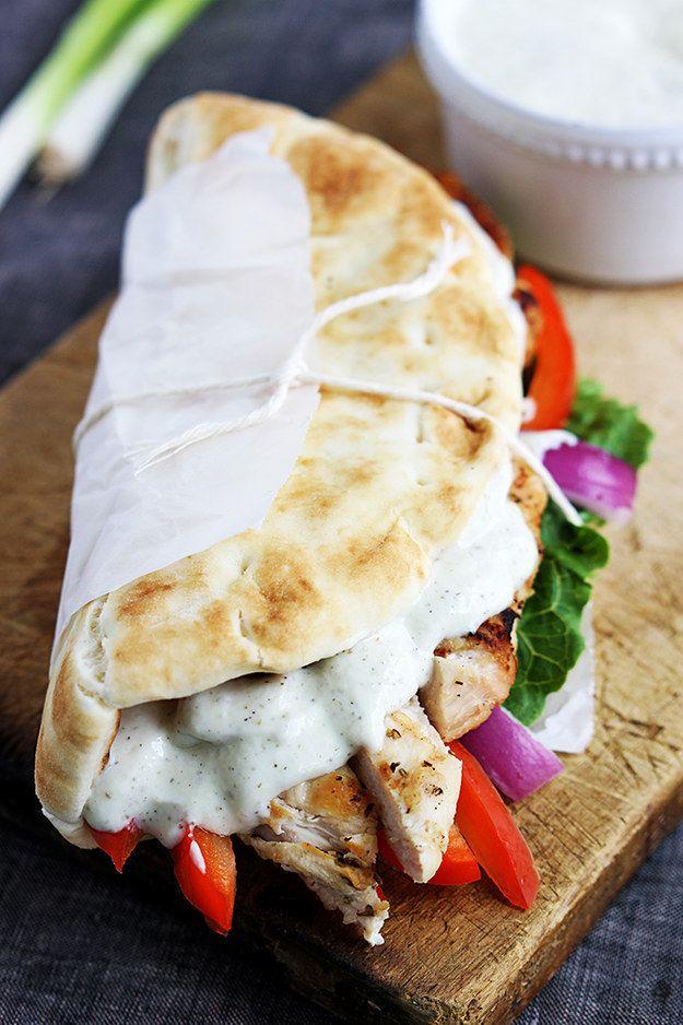 taco sandwiches