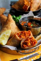 Popular Indian Food around the World..!!