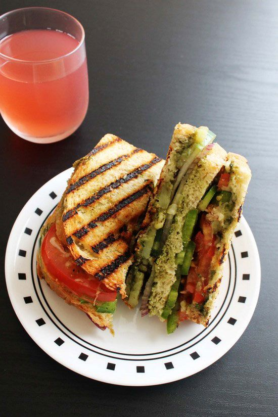 Veg Sandwich For Kids 2