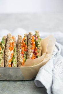 Veg Sandwich For Kids 5