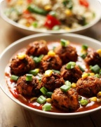 Great 15% Discount on Manchurian at Red Salt Cuisine, WSM