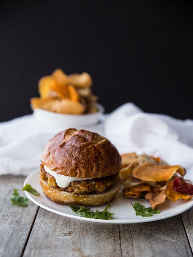 Aloo Patty Burger discount
