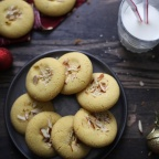 Classic Baked Shortbread Cookies to Try out this Christmas..!!