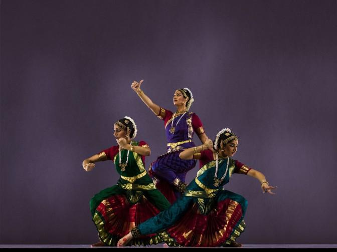 Bharatanatyam Dance 1