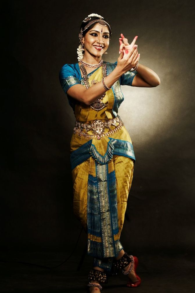 Bharatanatyam Dance 3