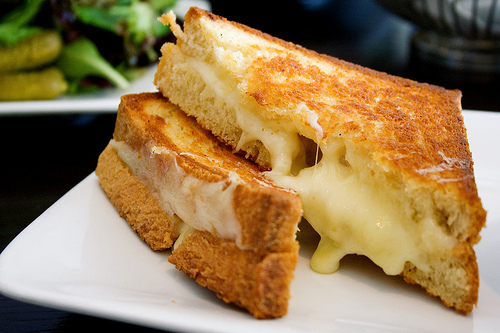 Cheese Toast 1