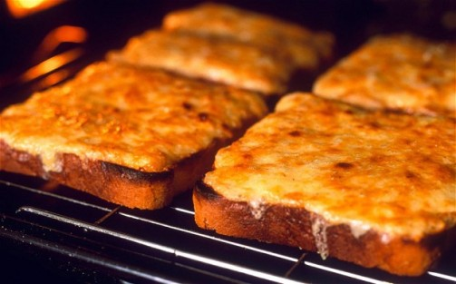 Cheese Toast