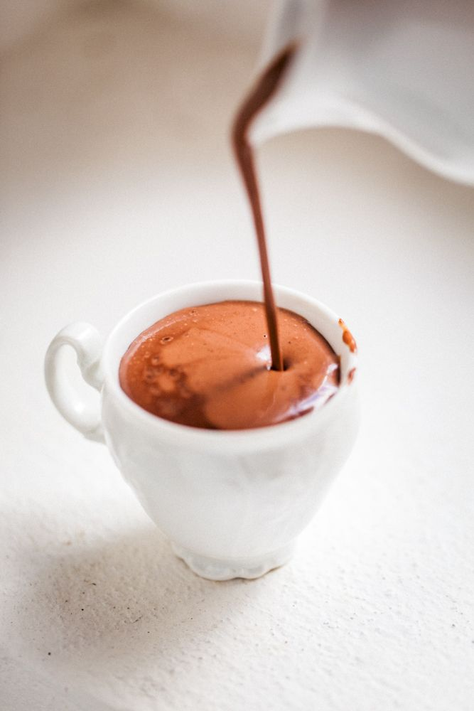 Dark Hot Chocolate Recipe 3
