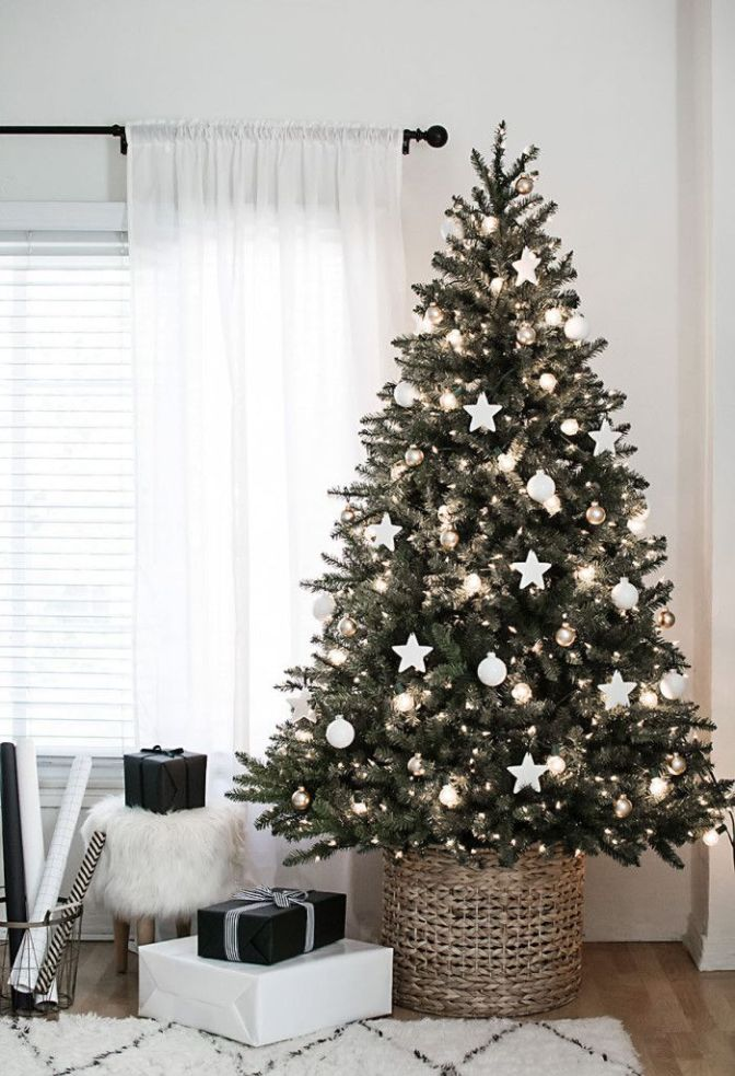 Decorate Your Christmas Tree Ideas 1